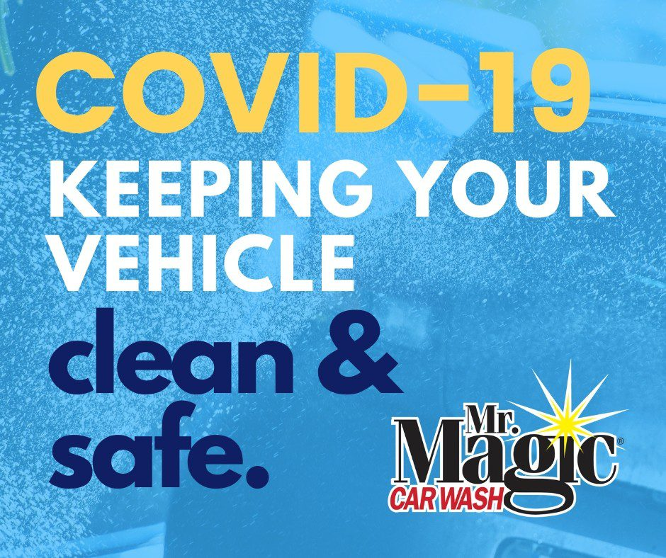 Covid-19 Keeping your car clean & safe