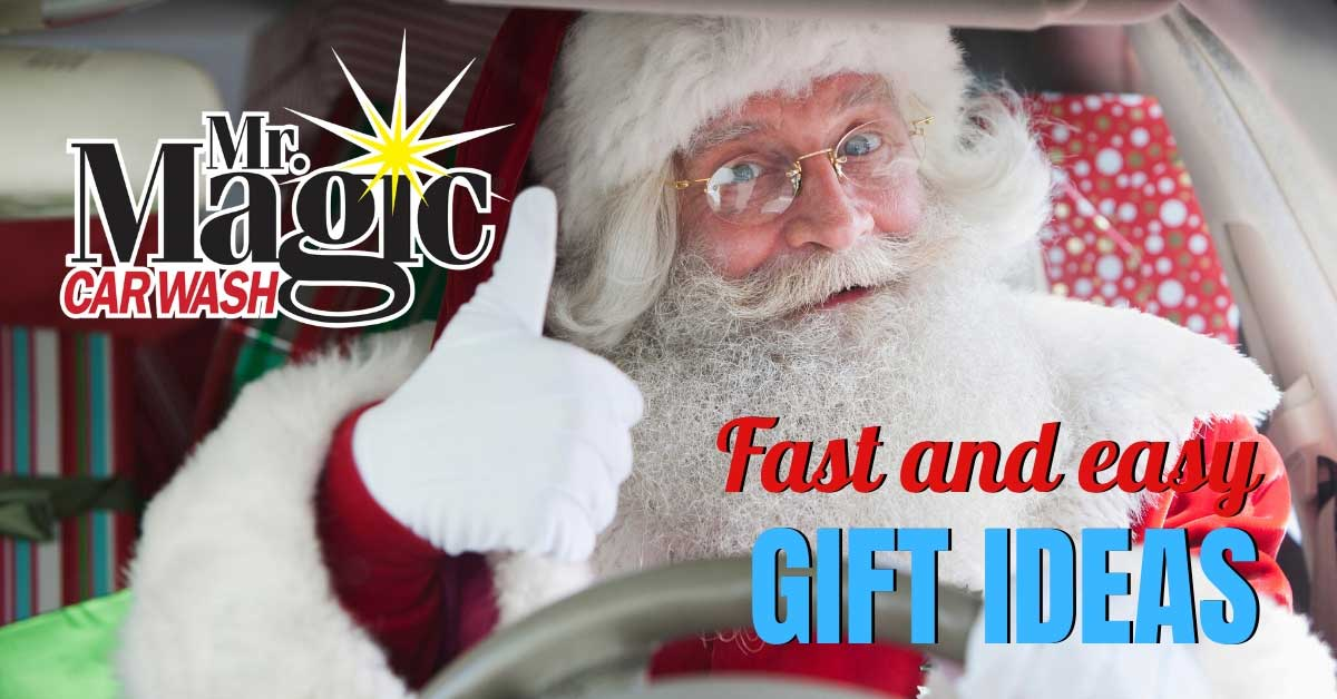 Mr. Magic Car Wash Gift Ideas