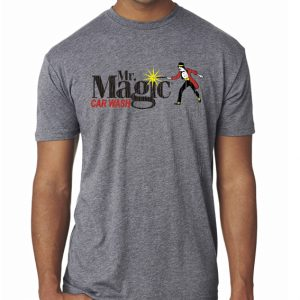 Mr. Magic Car Wash T-shirt