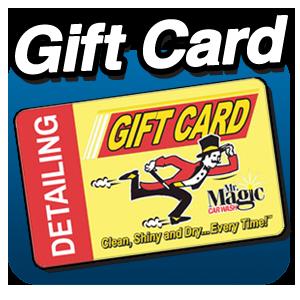 Pittsburgh Car Detailing Gift Card