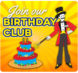Mr. Magic Birthday Club