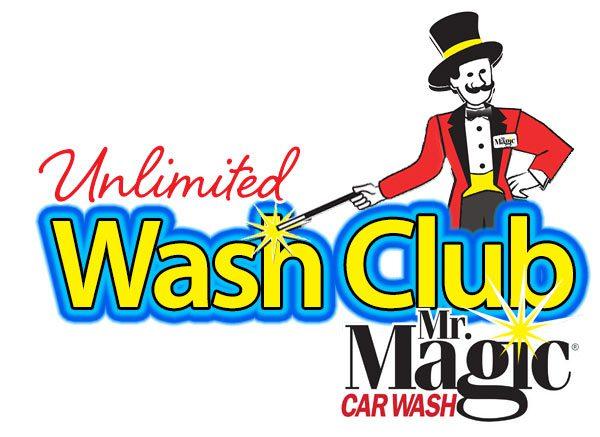 Mr Magic Unlimited Wash Club