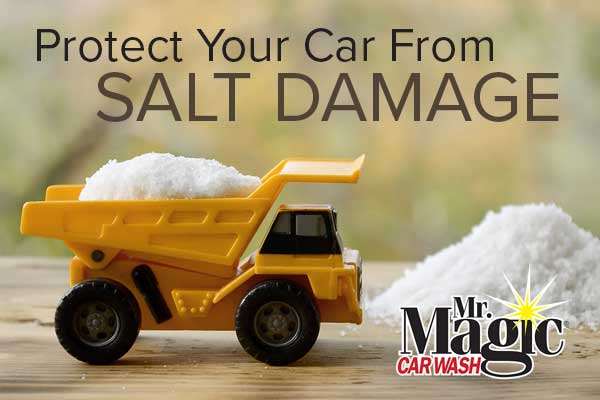 Protect your car from salt damage