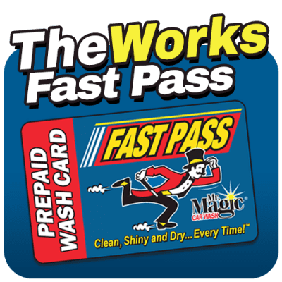 The Works Prepaid Fast Pass